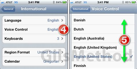 19883 how to change language on iphone 4 how to change the voice language on your iphone 19883