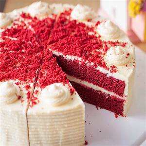 Diabetic Meal Plans Free Eggless Red Velvet Cake Recipe How To Make Eggless Red