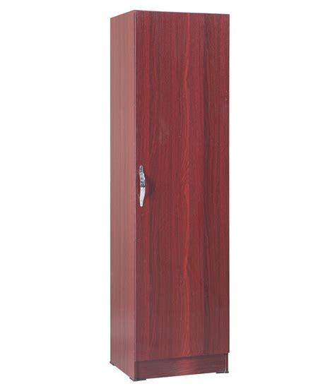 Single Wardrobe by Single Door Wardrobe In Finish Buy At Best