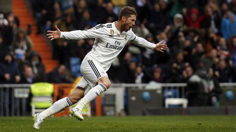 Sergio Ramos Dispels Transfer Rumors And Commits His