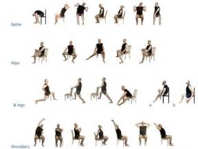 how to do seniors chair exercises 13 steps ehow pdf library