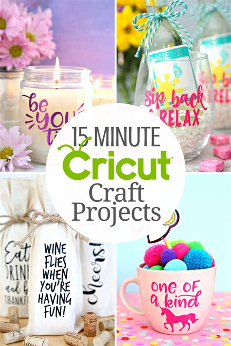 cricut projects      minutes   happy