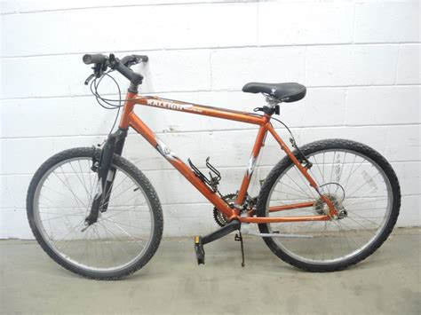 raleigh mojave  mountain bike property room