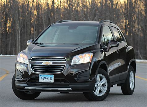 2015 Chevrolet Trax First Drive  Consumer Reports