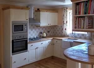 Hedgehog Furniture create bespoke pine and oak kitchens