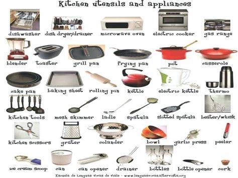 List Of Kitchen Appliances  Akomunncom