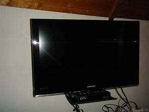 Wandhalterung Samsung Fernseher : wandhalterung f r lcd tv und sat receiver kaufberatung fernseher hifi forum ~ Markanthonyermac.com Haus und Dekorationen