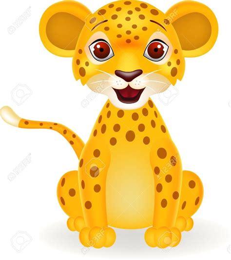 baby leopard clipart leopard png transparent leopard png images