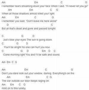 Taylor Swift - Safe and Sound Chords   Ukulele   Pinterest ...