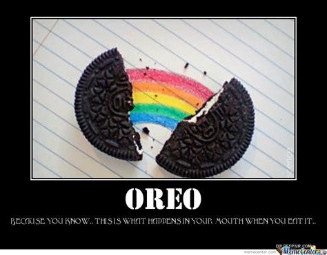 Oreo Meme - oreo by poixenthethey4 meme center