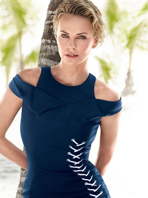 Charlize Theron Best Charlize Theron S 6 Best Quotes About Vogue