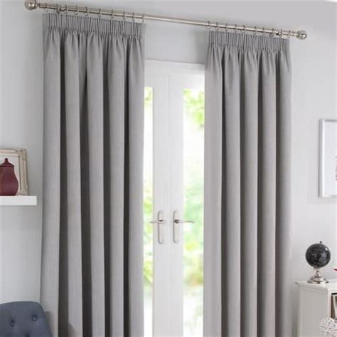 light grey curtains dunelm 25 best white pencil pleat curtains ideas on