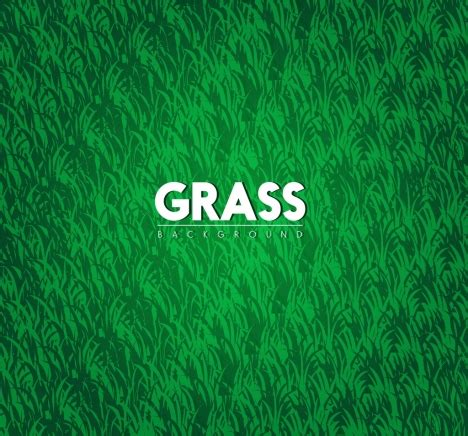 grass background bright green decoration vectors stock