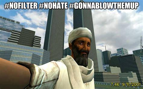 Bin Laden Meme - osama bin laden selfie swag yolo by bakoahmed meme center