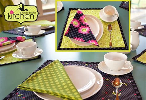 Nature Brights Kitchen Everyday Reversible Placemats