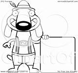 Lederhosen Dog Cartoon German Happy Skinny Clipart Coloring Dachshund Pages Template Oktoberfest sketch template