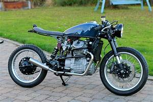 Honda Cx500 Cafe Racer By Rolling Retro  U2013 Bikebound