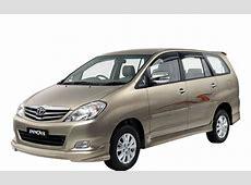 Hyderabad Car Rentals, Toyota Innova Rent A Car