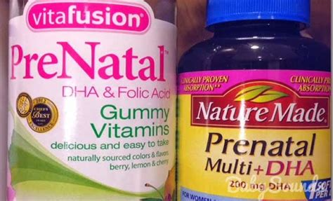 Best Prenatal Vitamin What Are The Best Prenatal Vitamins Baby Sounds Just