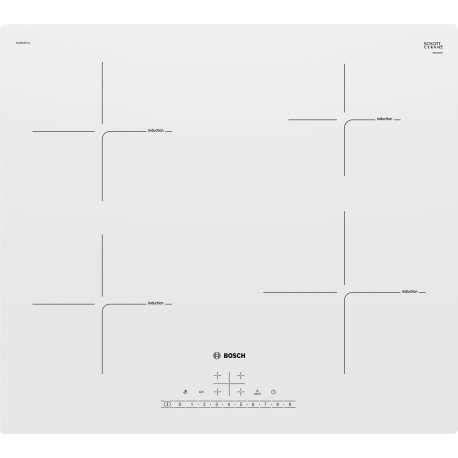 Piani Cottura A Induzione Bosch by Piano Cottura A Induzione Bosch Pue612ff1j 60 Cm Fab