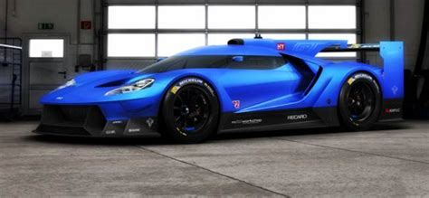 2016 Ford Gt40 Specs Redesign