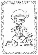 Precious Moments Coloring Pages Birthday Cowboy Adults Coloringpages101 Colouring Angel Printable Christmas Template Geocities Freecoloringpages Larger Credit Preciousmoments Print Prinatble sketch template
