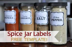 what i designed today custom penzeys spice jar labels With custom jars and labels