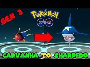 images of pokemon carvanha evolution golfclub