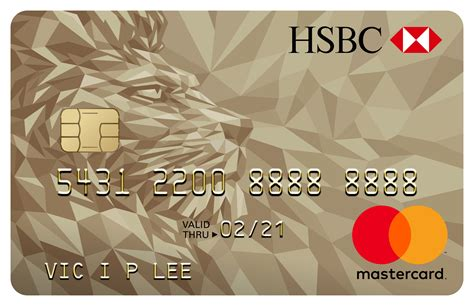 hsbc redesigns  debit  credit cards marketing