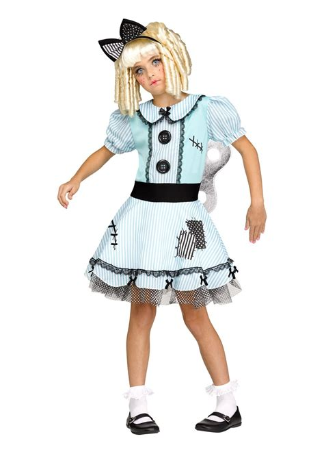 wind  doll girl costume general category