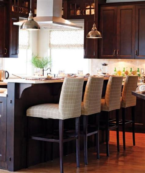 fabric kitchen stools bar stools 24 ways to find your match 3651