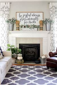 good looking mantel decoration ideas 28 Best Farmhouse Mantel Decor Ideas and Designs for 2018