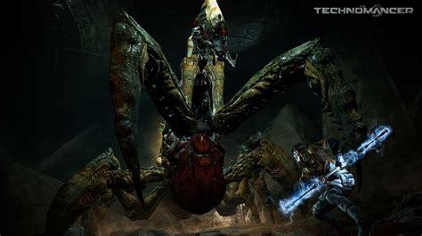 technomancer wallpapers  ultra hd  gameranx