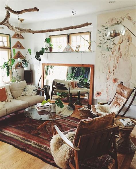 Happy Bohemian Home Inspires by Happy To Be Home Boho Hippie Decor In 2019
