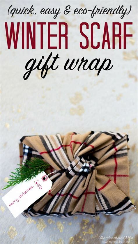Diy Gifts Ideas  Awesome Christmas Wrapping Idea! Not