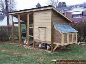 Below We Have 44 Free Diy Chicken Coop Plans With
