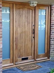 Solid, Oak, Cottage, External, Door