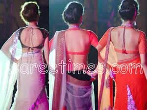 saree blouse designs 2010 saree blouse designs for back sareetimes