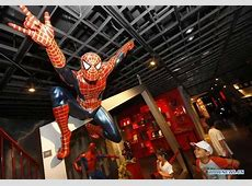 Shanghai animation museum attracts numerous visitors[3