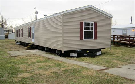 Mobile Home Trailer Houses