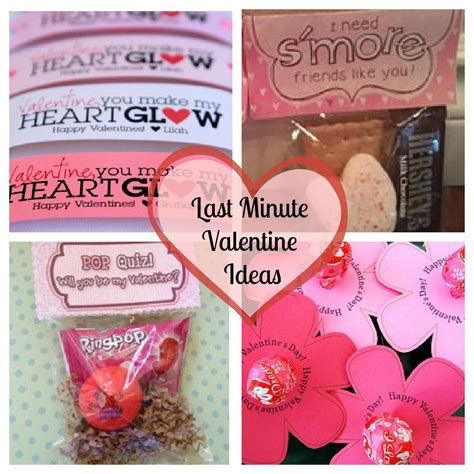 Valentine's Ideas For Kids  Roundup Of Easy, Lastminute