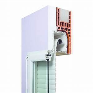 Bloc Volet Roulant : volet roulant bloc baie pour coffres en demi linteau ~ Edinachiropracticcenter.com Idées de Décoration