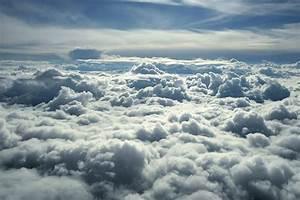 Above Clouds - Wall Mural  U0026 Photo Wallpaper