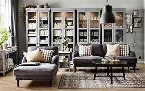 7 vitrinas Ikea que darán un plus de encanto a tu salón o