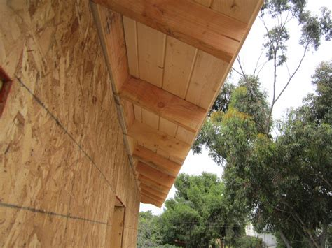 1x6 Tongue And Groove Roof Decking by South Park Modern Bungalow Green Button Homes Part 2