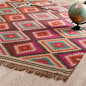 Tapis Jaune Maison Du Monde : tapis acapulco 140x200 maison du monde deco eden parc ~ Zukunftsfamilie.com Idées de Décoration