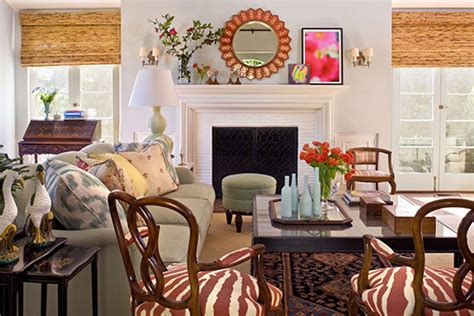 family friendly and colorful traditional home