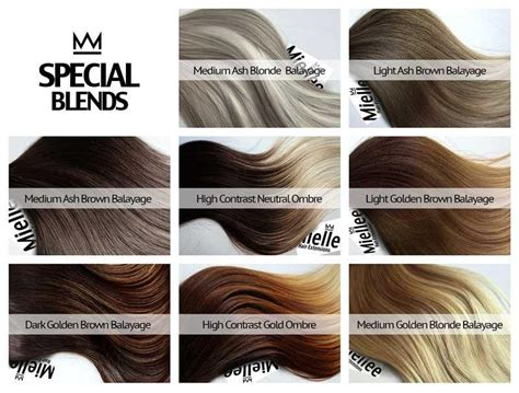 light ash brown hair color chart light ash brown balayage weave extensions remy