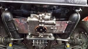 71 Vw Super Beetle  Frame  New Engine
