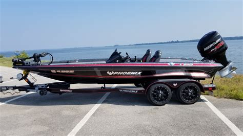 Phoenix Bass Boat Trailer For Sale by Boat For Sale 2016 Phoenix 920 Pro Xp Mercury 250 Pro